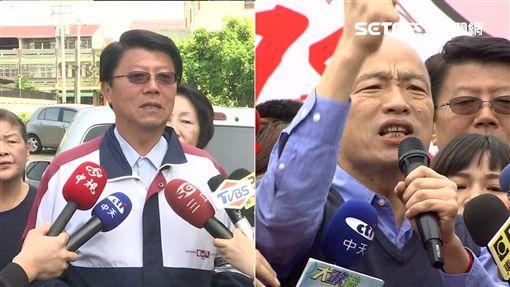 謝龍介、韓國瑜