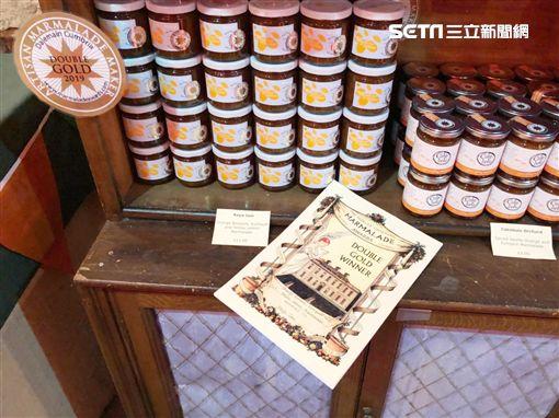 台灣果醬女王,好食光,Keya Jam,柯亞,國旗,世界柑橘類果醬大賽,果醬界奧斯卡圖/品牌提供