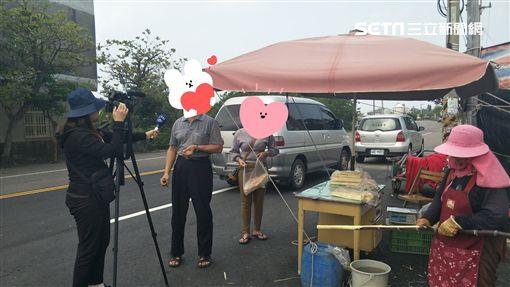 泰國7旬阿嬤死守亡夫甘蔗攤最後心願想成為台灣人/華山基金會口湖天使站授權提供