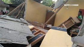 印尼龍目島5.4地震引山崩 至少2死