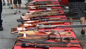 尊重槍擊案受害者,紐西蘭規模最大槍展「庫姆軍用物品展」(Kumeu Militaria Show)宣布停辦。(圖/翻攝自Kumeu Militaria Show臉書)
