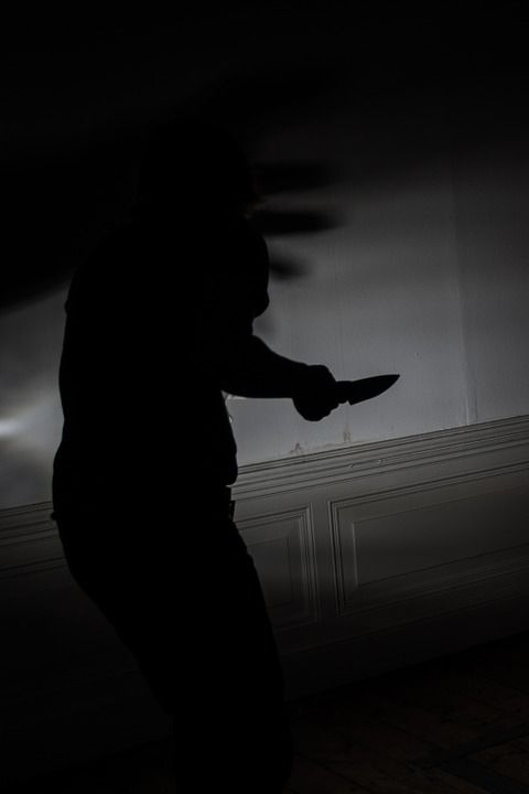 基隆,超商,搶匪,持刀