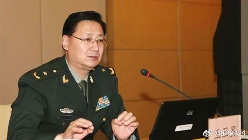 解放軍少將王衛星/微博