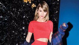 泰勒絲,Taylor Swift (圖/翻攝自臉書)