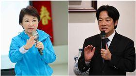總統,賴清德,盧秀燕,有夢最美(圖/翻攝自臉書)