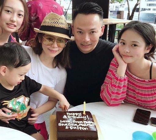 徐若瑄,繼母,女兒,生日/翻攝自徐若瑄IG