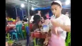 印尼,魚販,殺魚,花式,殺魚哥