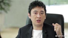 王思聰擠進百大帥哥/微博