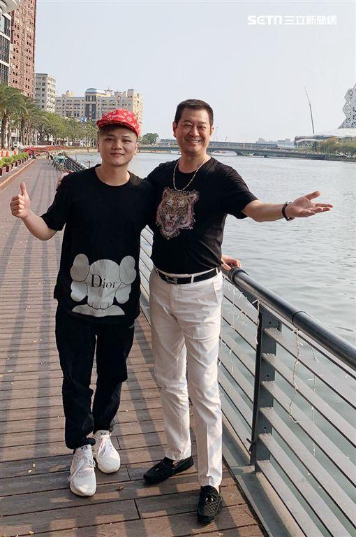 林偉龍,蔡小虎/超級娛樂提供