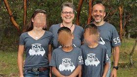 美國11歲男童槍殺養父母。(圖/翻攝自Lizette Eckert臉書)