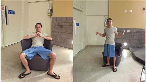 美國,捐精,Kyle Gordy,人工授精(圖/翻攝臉書)