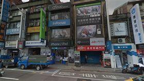 台北,中正區,八德路,北科大,女大生,猝死(圖/翻攝google)