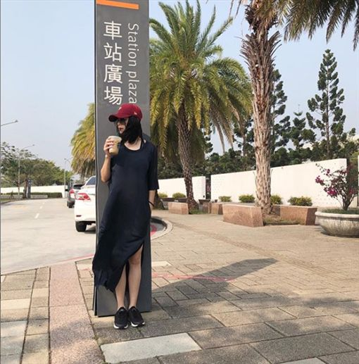 徐若瑄,行程,台南/翻攝自徐若瑄IG