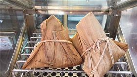 小七北部限定6間門市開賣「北部粽」。(圖/民眾提供)