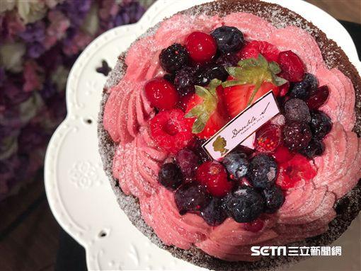 人氣商品 莓果蛋糕