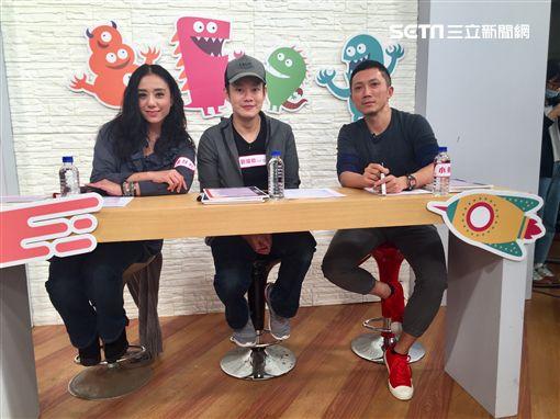 高慧君、音樂製作人劉偉德、參賽者Danny佑(翁元佑)、鄞芽兒 圖/決戰17唱提供
