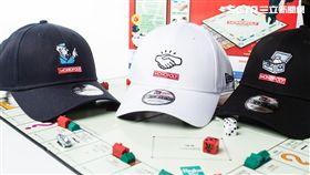 NEW ERA,地產大亨,帽子,PASTEL,粉嫩蠟筆色系,渦紋刺繡