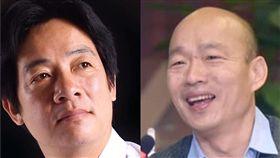 王馨怡認為2020年如果藍營推出韓國瑜出馬,綠營只能靠賴清德有能力跟他 PK。(圖/翻攝自臉書)