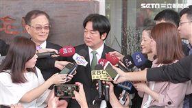 賴清德,陳定南遺孀張昭義,新聞台