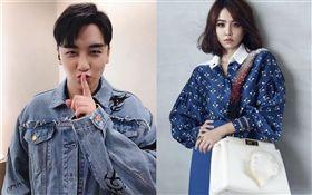勝利神秘台灣金主「林太」 傳出曾大手筆買下 蔡依林2017年幫FENDI設計的慈善義賣手袋。微博