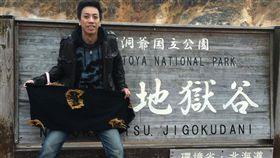 台北,性侵,國會助理,李鴻鈞,張書維(圖/翻攝自張書維臉書)