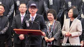 La new集團董事長劉保佑。(圖/記者王怡翔攝影)