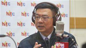 卓榮泰接受廣播節目訪問民進黨主席卓榮泰20日接受廣播節目訪問,針對黨內總統初選協調機制提出看法。中央社記者謝佳璋攝 108年3月20日