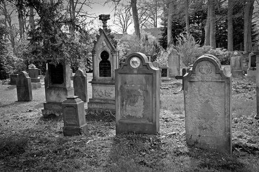 墳墓,公墓,墓地,圖/翻攝自Pixabay