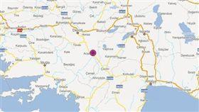 規模6.4地震襲土耳其西部 目前未傳災損(圖/翻攝自Daily Sabah)