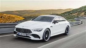 ▲Mercedes-AMG GT 53 4-Door Coupe 4Matic+(圖/翻攝網路)