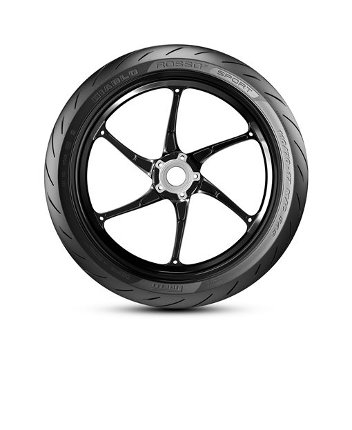 ▲PIRELLI DIABLO ROSSO SPORT輪胎。(圖/PIRELLI提供)