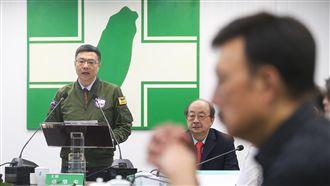 因應蔡出訪 綠總統初選協調時程延後