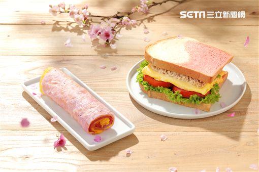 拉亞漢堡,春水堂,櫻花祭