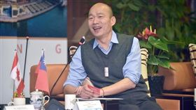 高雄市長韓國瑜(圖/翻攝自臉書)