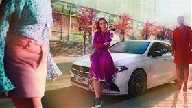 ▲She's Mercedes系列活動。(圖/Mercedes-Benz提供)