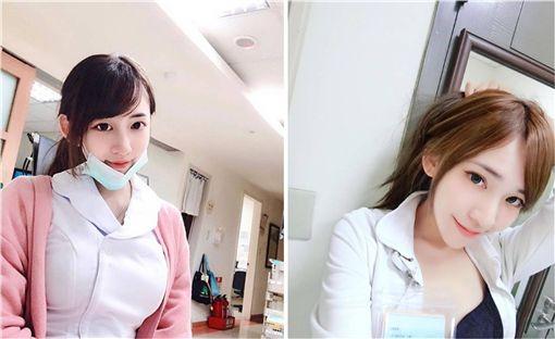 護理師,正妹,網美,護士 圖/翻攝自IG ID-1836222