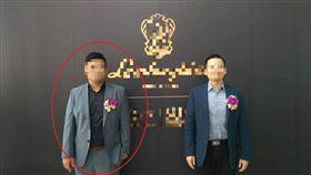 台中,西屯區,超跑,Mazzanti,欠債(圖/翻攝臉書)