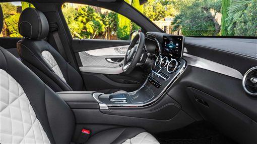 ▲Mercedes-Benz GLC Coupe(圖/翻攝網路)