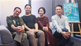 ▲蔡振南與獨立樂團法蘭黛共組「法南黛」攜手演出「2019總統府音樂會」(圖/總統府提供)