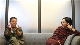 蔡振南與法蘭黛再聚首 唱響總統府音樂會 中央社
