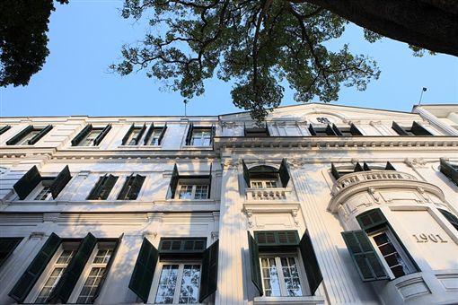 ▲河內索菲特傳奇大都會酒店除了是第二次川金會進行的地點,也是許多國家元首參訪北越時,指定入住的地點。(圖/盈達旅遊)