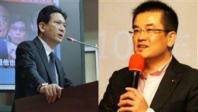 賴清德,韓國瑜,林俊憲,鄭世維,九二共識,和平協議(圖/翻攝自臉書)