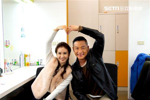 江宏恩加入《炮仔聲》,搭檔「惡女」陳小菁。
