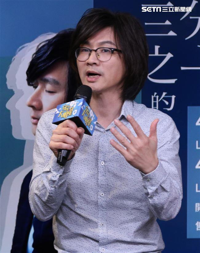 林隆璇、楊影安安大明星。(記者林士傑/攝影)