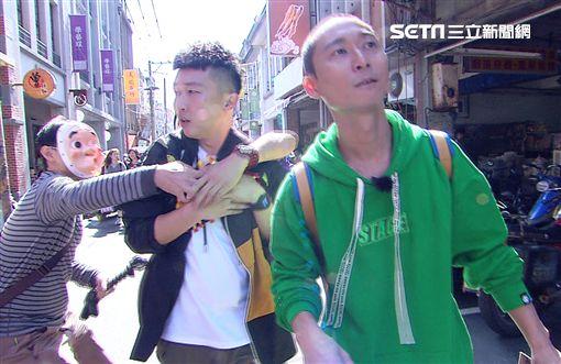 張立東、徐凱希、張立昂、浩角翔起《綜藝新時代》 圖/民視提供