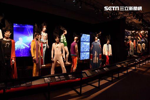 滾石合唱團回顧展《Exhibitionism-滾石合唱團展》 圖/滾石合唱團展提供