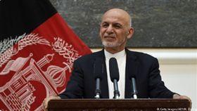 自殺攻擊週年!喀布爾慶波斯新年又傳爆炸 至少6死23傷(阿富汗總統甘尼/翻攝自Twitter)