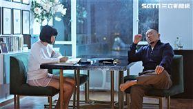 陳漢娜與杜汶澤在《G殺事件》裡飾演父女。(圖/双喜電影提供)