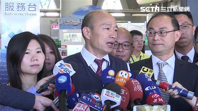 上任不到3個月!韓國瑜「月月出國」 網酸:撈垮高雄?