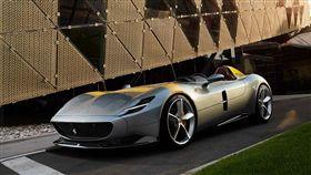 ▲Ferrari Monza SP1。(圖/Ferrari提供)
